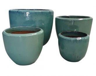 Round Pot S/4