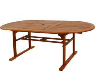 BUTTERFLY OVAL TABLE