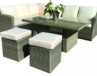Roma Lounger Set