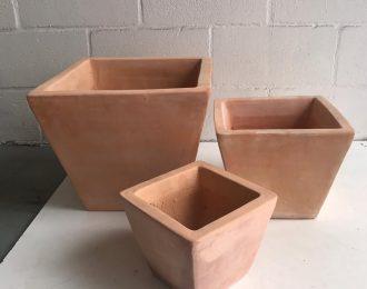 Square Pot CP96 S/3